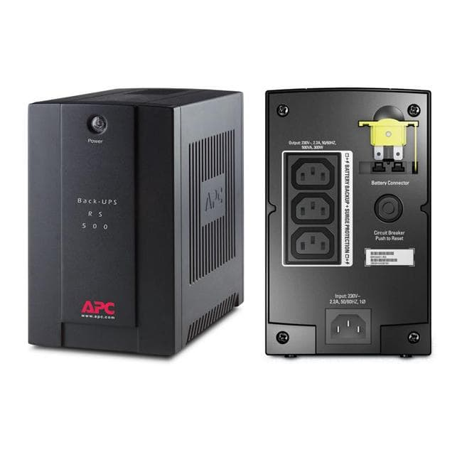 ИБП APC Back-Up 500VA BX500CI
